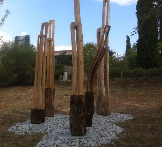 Sculpture Bienal of Valldoreix dels somnis